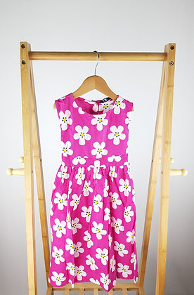 ZY girls floral dress 6-7 years