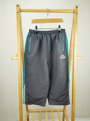 Lonsdale grey 3/4 trousers 11-12 years