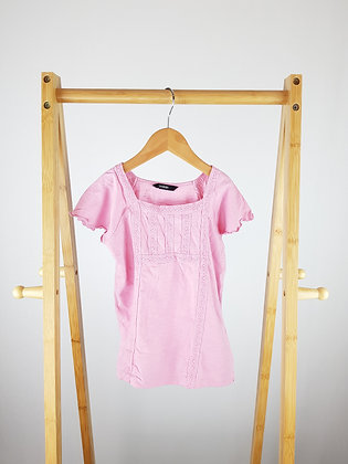 George pink t-shirt 4-5 years