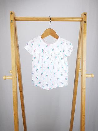 George birdy t-shirt 9-12 months