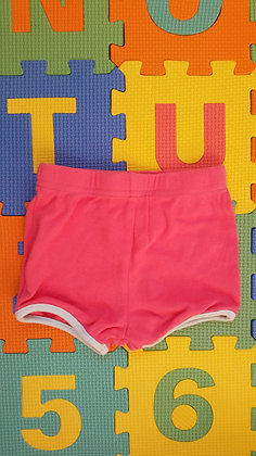 M&Co baby girl shorts 0-3 months