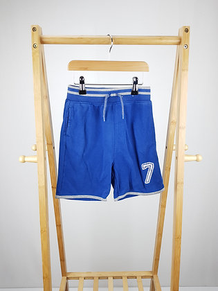 George blue shorts 5-6 years