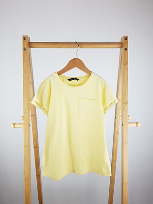 George yellow t-shirt 9-10 years