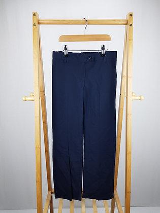 M&S navy school trousers 8-9 years