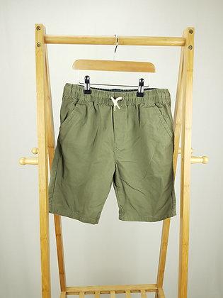 George khaki shorts 11-12 years