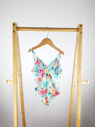 Seafolly floral swimsuit 2-3 years