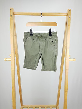 F&F khaki shorts 3-4 years