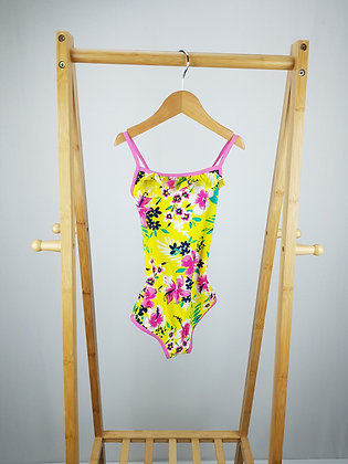 George floral swimsuit 6-7 years