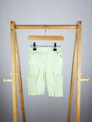 George light green trousers 6-9 months