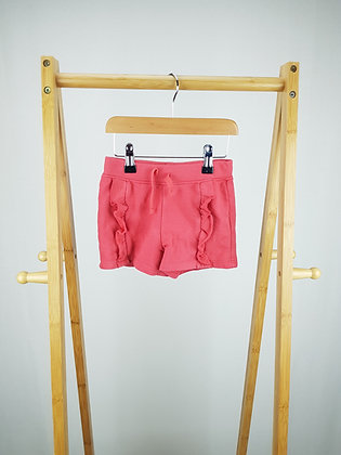 M&S pink shorts 2-3 years