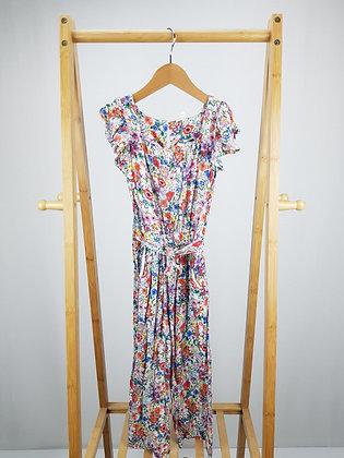 H&M floral jumpsuit 5-6 years