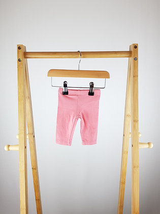 F&F pink leggings newborn