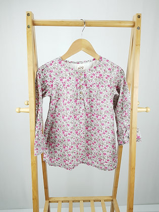 Kite floral blouse 10-11 years