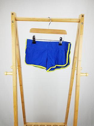 Bluezoo blue shorts 8-9 years