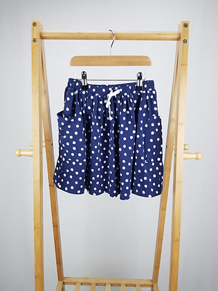 John Lewis spotted skirt 7 years
