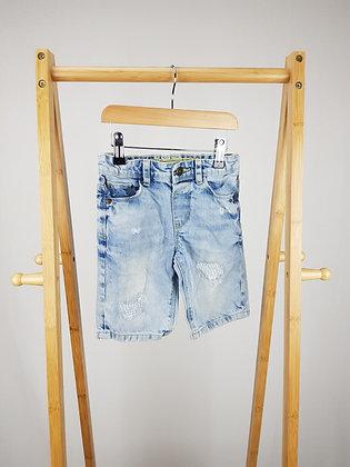 Denim Co denim shorts 4-5 years
