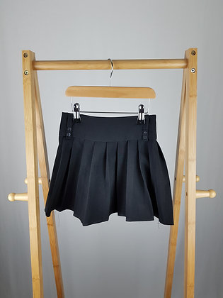 F&F school collection black skirt 4-5 years
