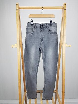 Matalan grey denim skinny jeans 11 years