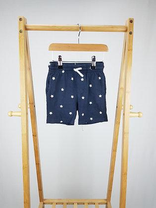 F&F star print shorts 18-24 months