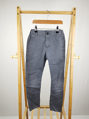 H&M grey trousers 9-10 years