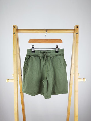 George khaki shorts 8-9 years
