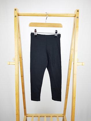 Matalan black leggings 5 years