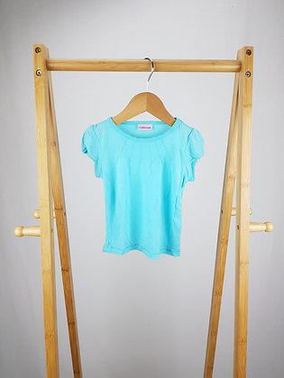 Cherokee blue t-shirt 12-18 months