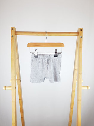 H&M grey shorts 2-4 months