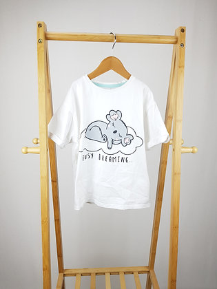 George busy dreaming t-shirt 8-9 years