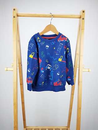 George dinosaur city sweater 2-3 years