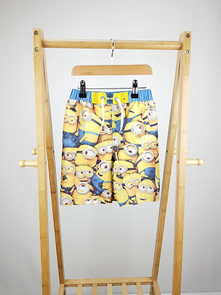 George Minions shorts 5-6 years