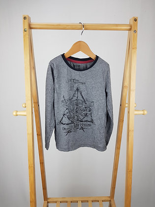 George Harry Potter long sleeve top 6-7 years