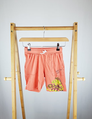 H&M chameleon shorts 7-8 years
