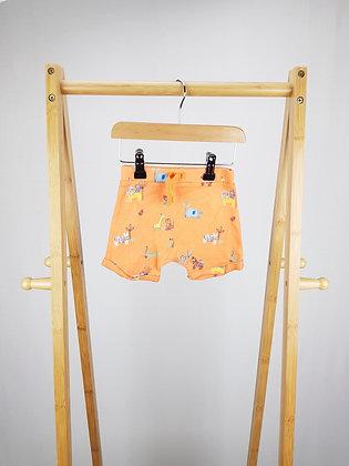 George safari shorts 6-9 months