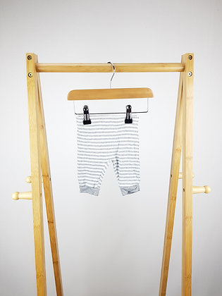George striped bottoms first size