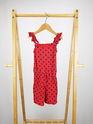 George spotted playsuit 4-5 years