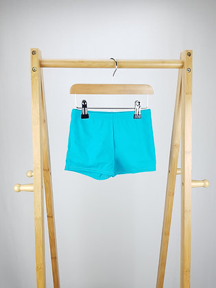 F&F blue bikini bottoms  6-7 years