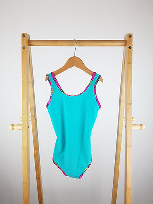 George blue swimsuit 7-8 years