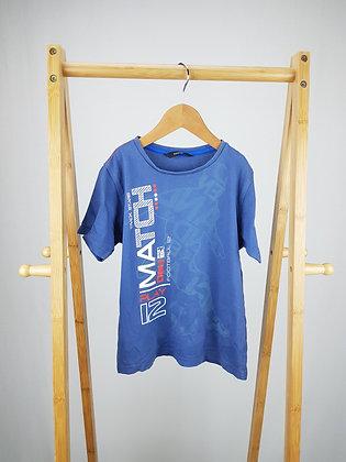 George blue t-shirt 5-6 years
