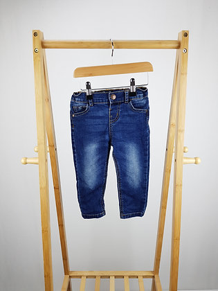 Denim Co jeans 12-18 months