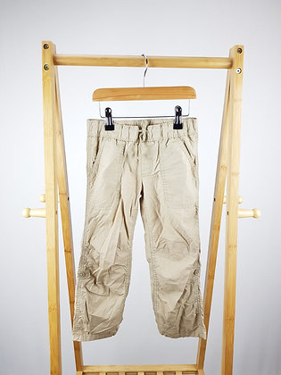 M&S beige trousers 4-5 years