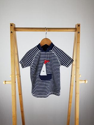 Next nautical swimming top 18-24 months