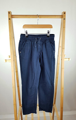 George navy trousers 9-10 years