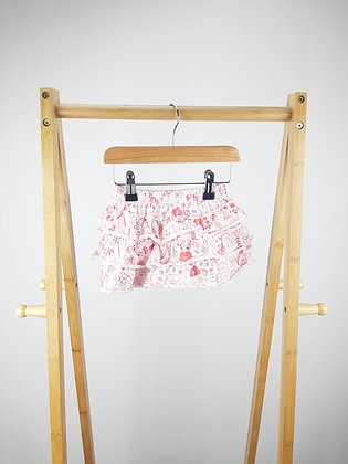 George floral layered skirt 18-24 months