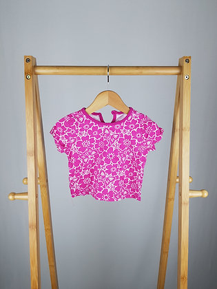 F&F baby girl t-shirt 6-9 months