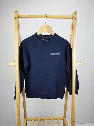 Matalan navy sweater 10 years