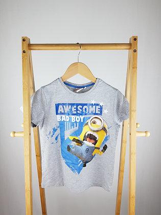 Rebel Minion t-shirt 8-9 years