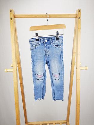 Denim Co unicorn jeans 18-24 months