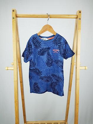 H&M blue shirt 4-6 years
