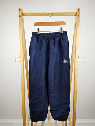 Lonsdale navy joggers 9-10 years